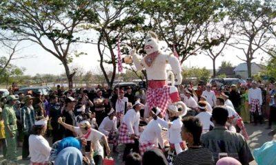 Bupati Sidoarjo Minta Warga Kedungpandan Pertahankan Tradisi Larung Saji