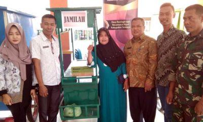 Realisasi Jalin Matra di Desa Barengkrajan Kecamatan Krian. (par)