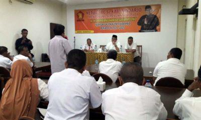 Yakin Kantongi Rekom, BHS Mulai Kumpulkan Ketua PAC Partai Gerindra