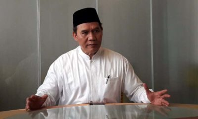 PAPARAN - Bacabup Sidoarjo, Bambang Haryo Soekartono memberikan paparan kepada sejumlah wartawan soal berbagai program kerjanya untuk Sidoarjo lebih baik di RM Harritage Of Handayani Kahuripan Nirvana Village (KNV) Sidoarjo, Rabu (15/1/2020)