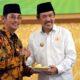 PURNA TUGAS - Wakil Bupati Sidoarjo Nur Ahmad Syafuddin menghadiri acara purna tugas Kepala Kemenag Sidoarjo, Achmad Rofi'i di Kantor Kemenag Sidoarjo, Rabu (5/2/2020)