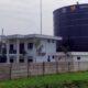 SIAP BEROPERASI - Salah satu Distribution Center (DC) milik PDAM Delta Tirta Sidoarjo yang ada di Perum Kahuripan Nirvana Village (KNV) Desa Pagerwojo, Kecamatan Buduran, Sidoarjo siap dioperasikan melayani 16.000 pelanggan, Selasa (3/3/2020)