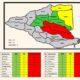 Sidoarjo Covid-19: Satgas Rilis Peta Sebaran, Dua Kecamatan Masuk Zona Merah