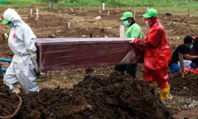 Buka Peti dan Mandikan Jenazah, Belasan Warga Satu Dusun di Sidoarjo Positif Covid-19