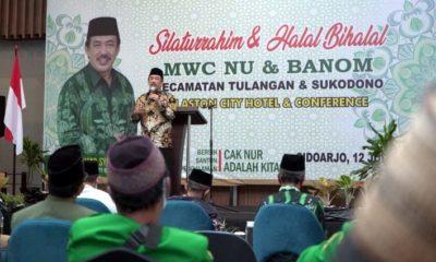Rekom Belum Turun, Cak Nur Ngaku Cocok Berpasangan dengan Calon Luar PKB
