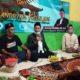 TAMPUNG ASPIRASI - Bacabup Sidoarjo, Ahmad Muhdlor Ali (Gus Muhdlor) menampung aspirasi warga lima desa di Desa Watugolong, Kecamatan Krian, Sidoarjo, Selasa (04/08/2020) malam