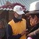 Pemerintah Desa Kalitengah bersama Lembaga Desa, ketika melakukan lokasi TKD berupa tambak di Desa Banjarpanji, Penatarsewu dan Desa Banjarasri . (gus)